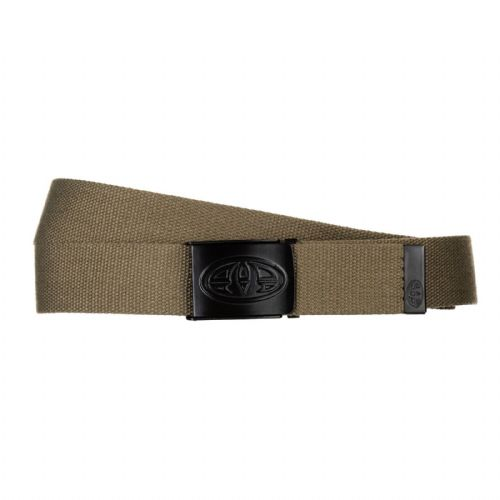 ANIMAL MENS BELT.REXX GREEN WEBBING TROUSERS JEANS STRAP.BOTTLE OPENER! 8W 1 T28